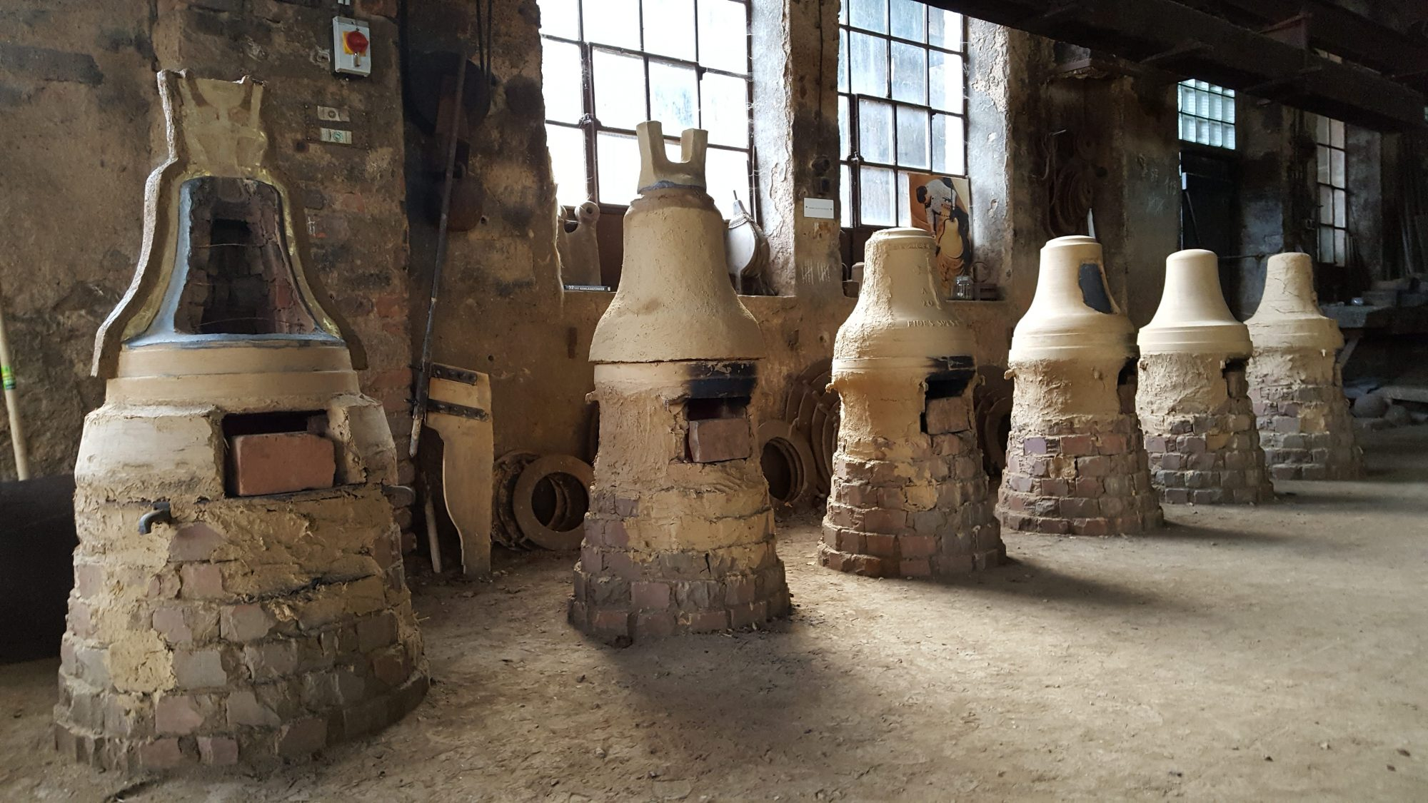 Kulturgießerei Museum Glockengießerei Mabilon