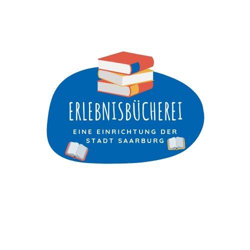 Logo mit Büchern