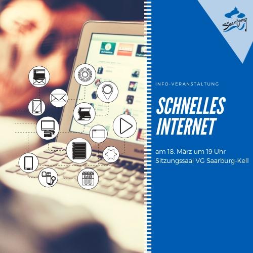 Bild zeigt Laptop mit Symbolen für Konnektivität
