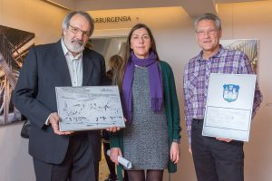 Franz-Josef Reiter, Sabine Repplinger, Uli Schmidt