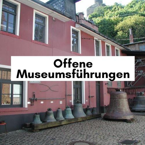 offene Museumsführung Glockengießerei Mabilon