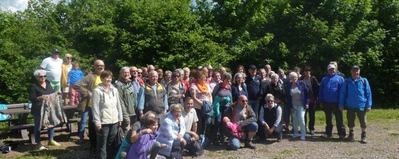 Deutsch-Französischer Wandertag in Saarburg