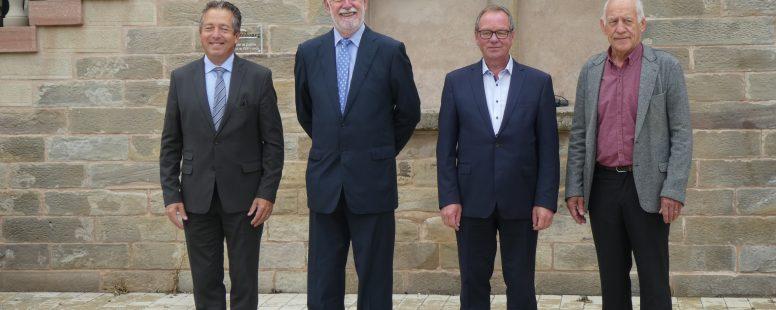 Treffen der Stadträte der Partnerstädte Saarburg und Sarrebourg