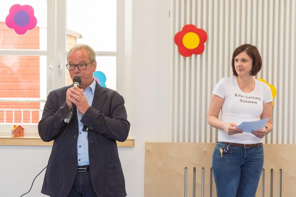 Jürgen Dixius und Susanne Gorges