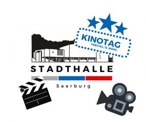 Stadthalle, Filmklappe, Kinotag, Kamera