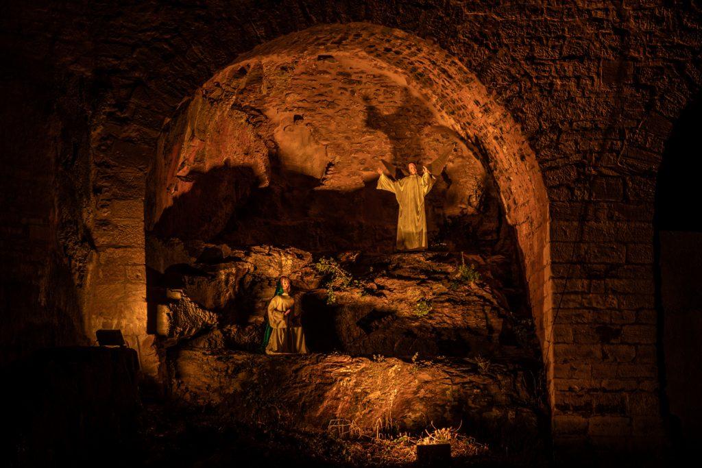 Weihnachtsgrotte St. Laurentius