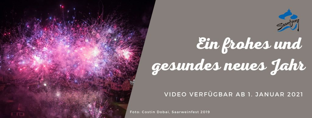 Neujahr Video-Botschaft des Bürgermeisters Jürgen Dixius