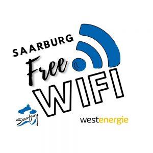 Logo Saarburg Free Wifi