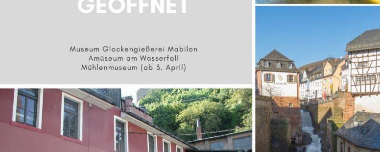 Städtische Museen wieder geöffnet