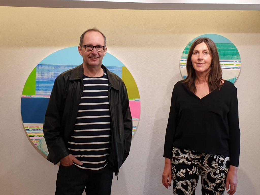 Ausstellung Thomas Heger, Sabine Repplinger