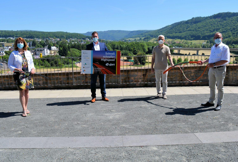 Zukunftsfähige Infrastruktur für die Verbandsgemeinde Saarburg-Kell