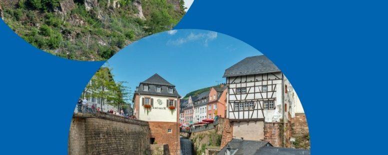 Offene Stadtführungen in der Stadt Saarburg
