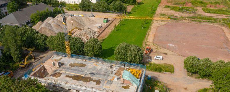 Neue Wege im Bereich der Saarburg-Terrassen