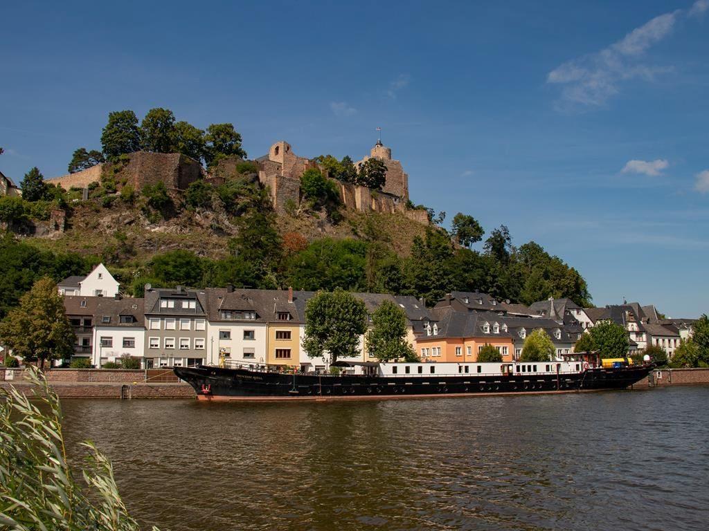 Saarburg erstrahlt nach Sanierung in neuem Glanz