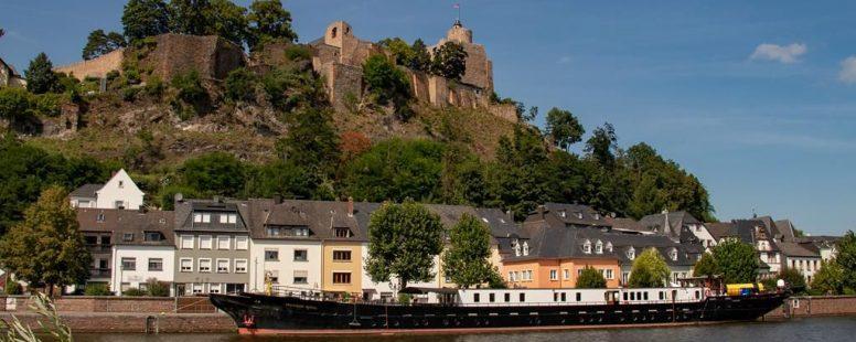 Burganlage erstrahlt in neuem Glanz