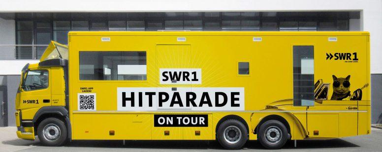 """SWR1 Hitcat-Bus"" macht Station in Saarburg"